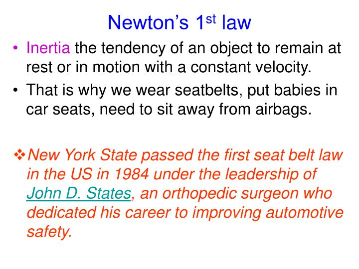 Mass State Law For Car Seats