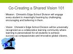 co creating a shared vision 1011