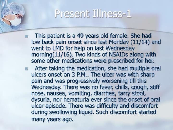 Present Illness-1