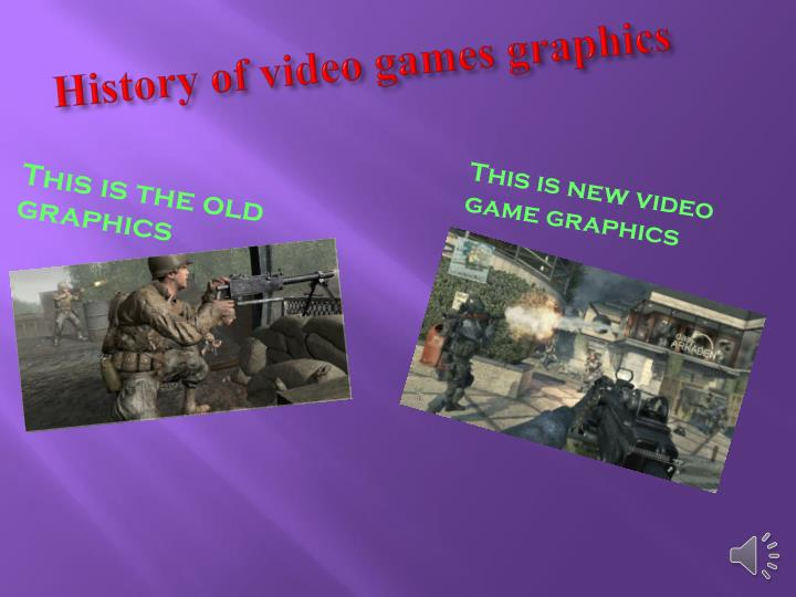 History of video games graphics