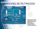 proceso de filtracion1