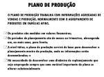 plano de produ o1