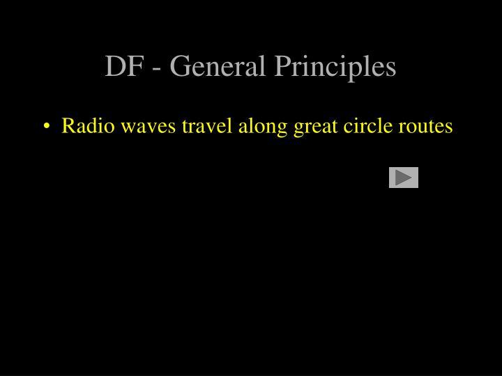 DF - General Principles
