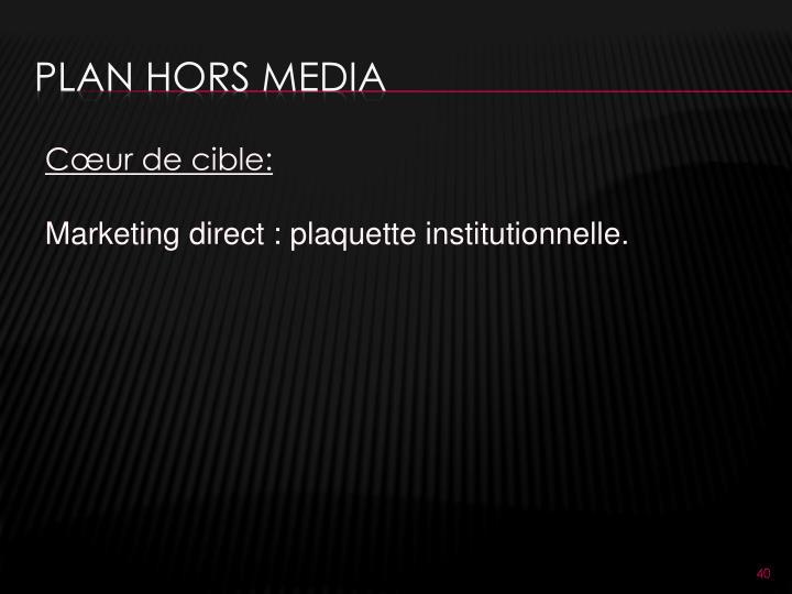 Plan hors Media