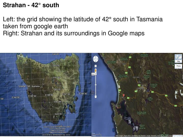Strahan - 42° south