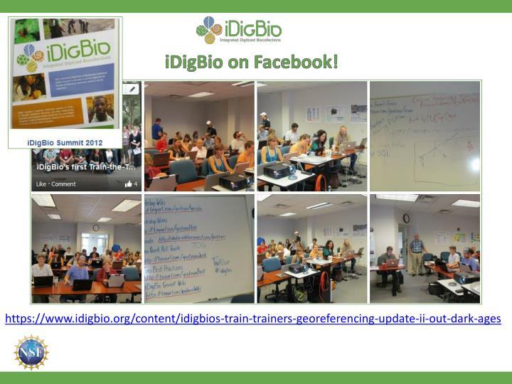 iDigBio on