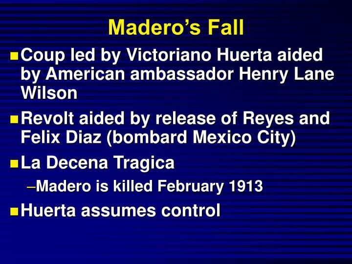 Madero's Fall