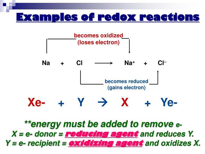 becomes oxidized
