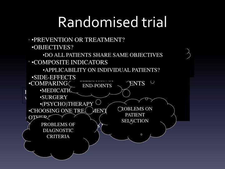 IS TREATMENT  X MORE EFFECTIVE THAN Y IN THE TREATMENT OF DISEASE Z?