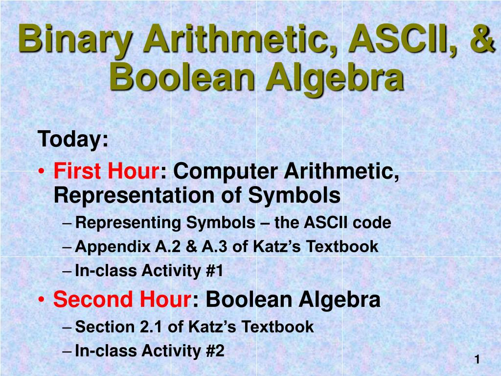 Ppt Binary Arithmetic Ascii Boolean Algebra Powerpoint Keypad Circuit That Will Convert From Decimal To Bcd N