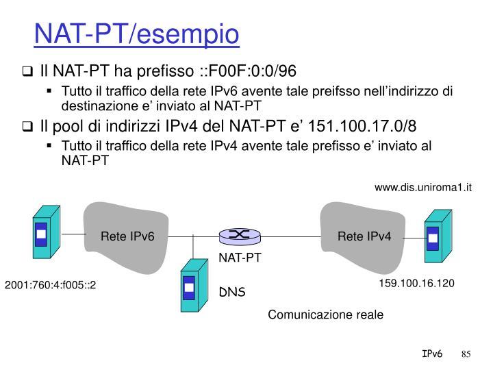 NAT-PT/esempio