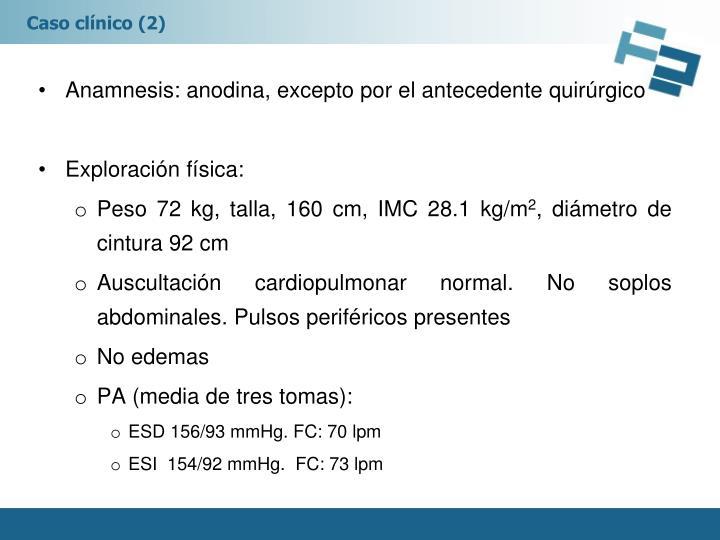 Caso clínico (2)