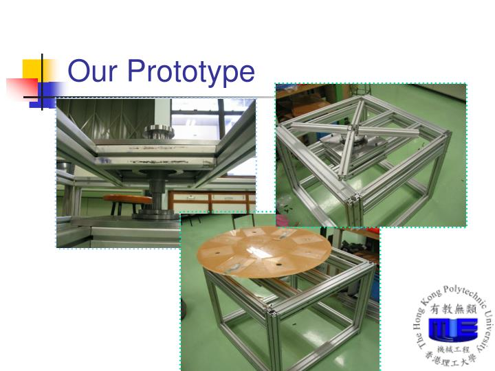 Our Prototype