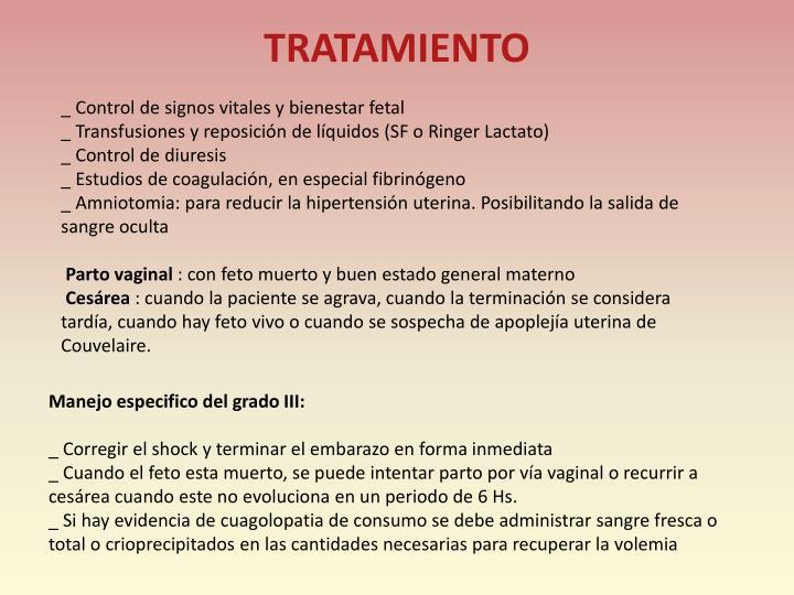 PPT - HEMORRAGIA DE LA SEGUNDA MITAD DEL EMBARAZO PowerPoint ...