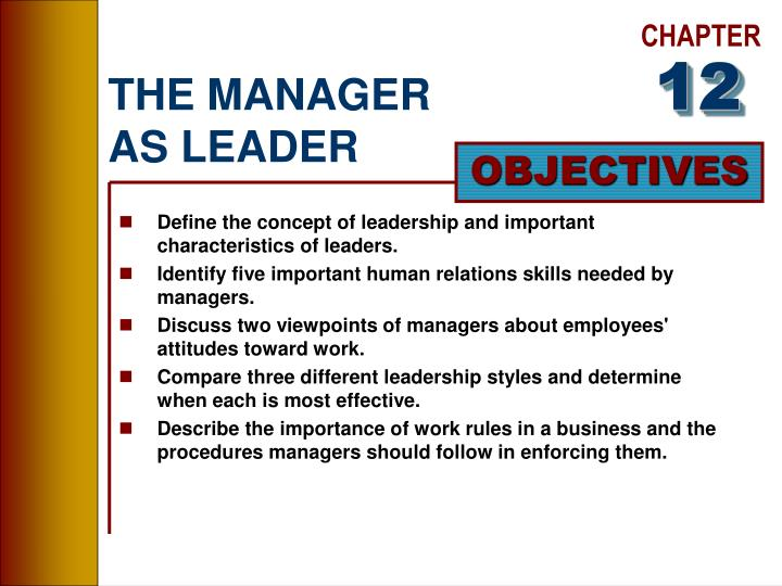 importance of human relations skills in management Retrieved from [employee relations] | skills needed in employee [human.