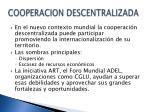 cooperacion descentralizada1