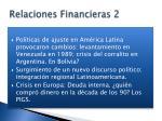 relaciones financieras 2