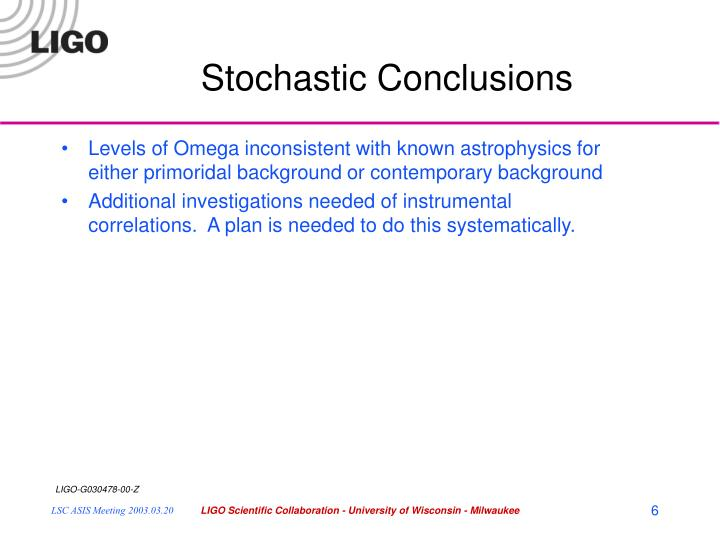 Levels of Omega inconsistent with known astrophysics for either primoridal background or contemporary background