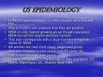 us epidemiology