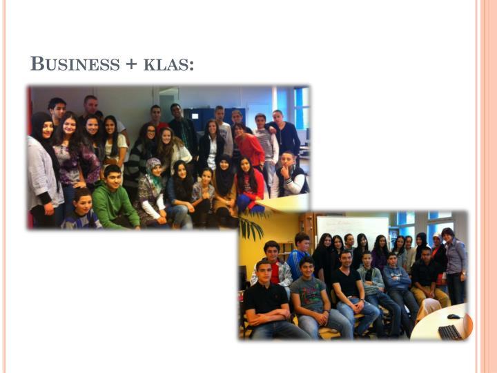 Business klas