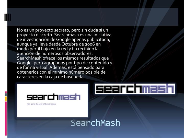 SearchMash