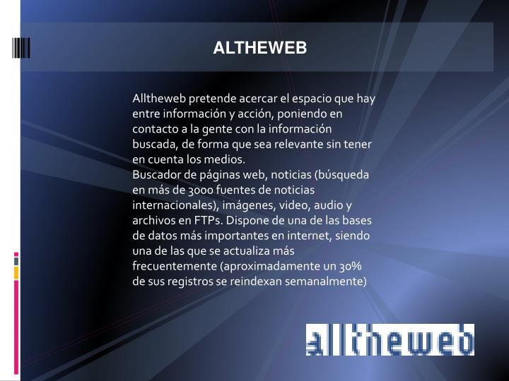 ALTHEWEB