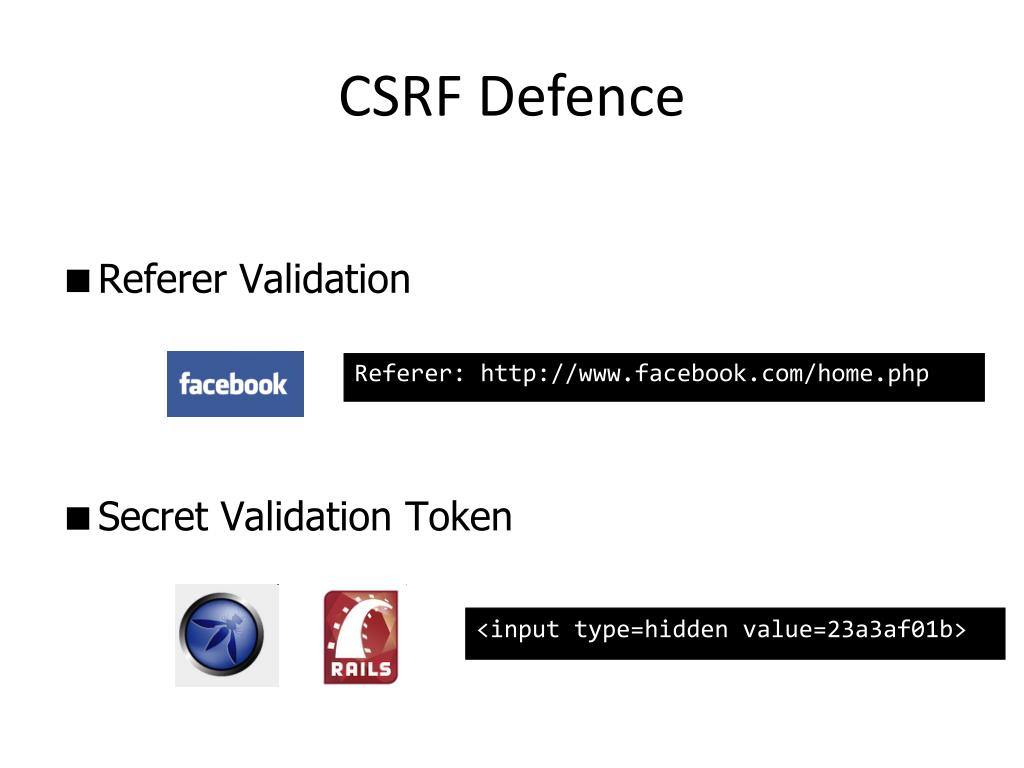 PPT - Cross Site Request Forgery (CSRF) PowerPoint Presentation - ID