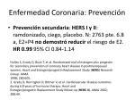 enfermedad coronaria prevenci n