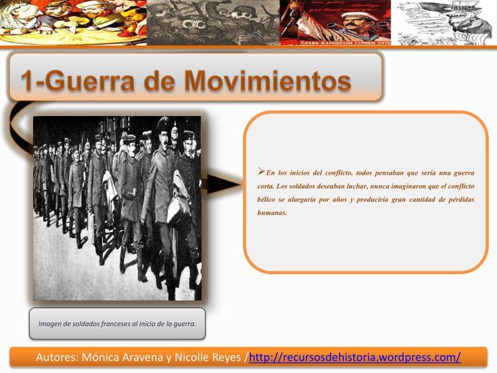 1-Guerra de Movimientos