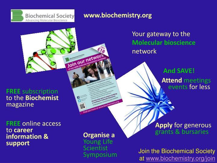 www.biochemistry.org