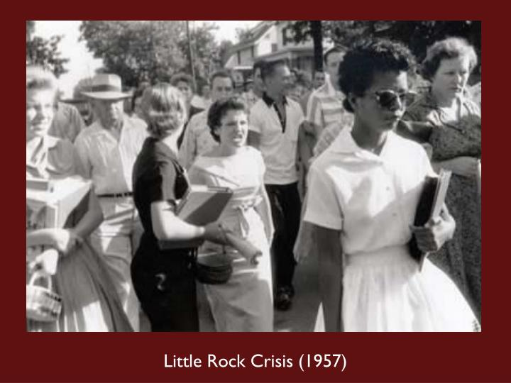 Little Rock Crisis (1957)