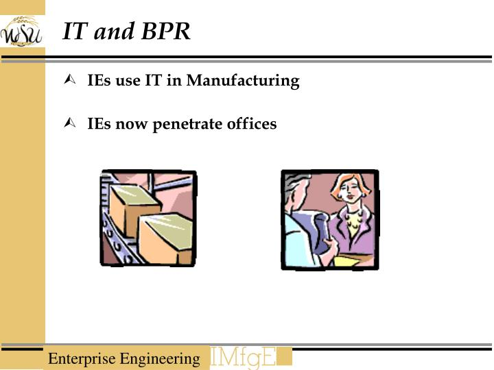 IT and BPR