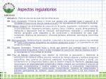 aspectos regulatorios2