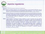 aspectos regulatorios3