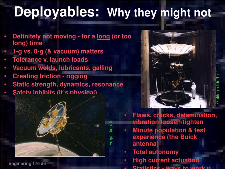 Deployables: