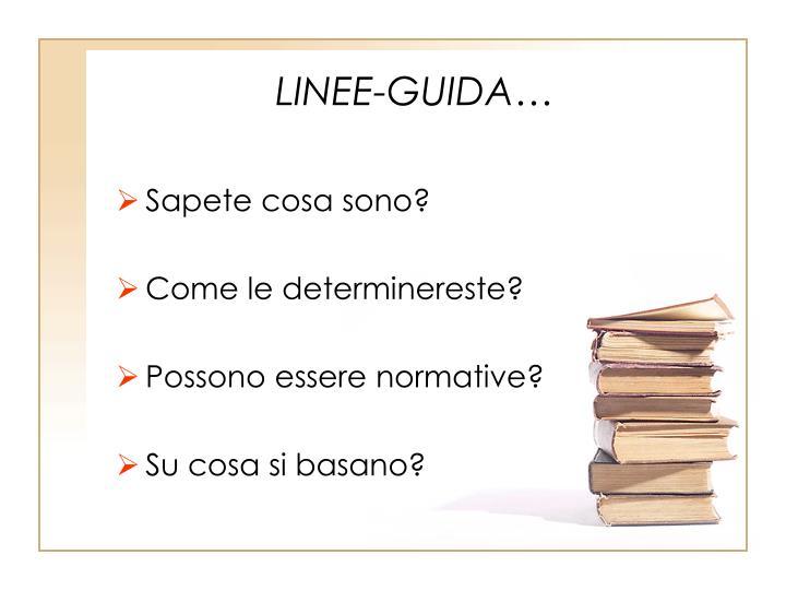 LINEE-GUIDA…