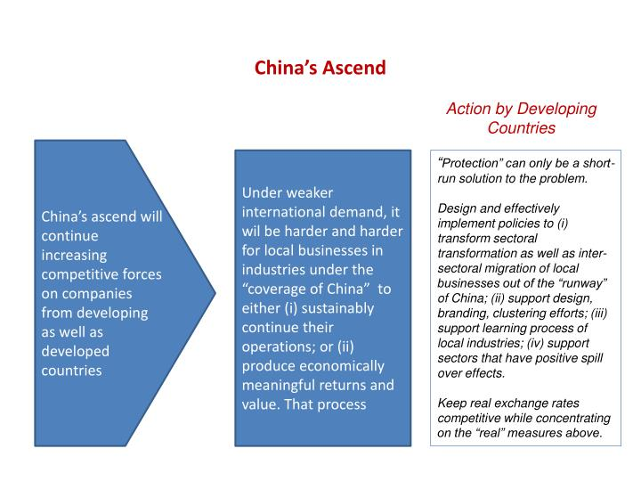 China's Ascend