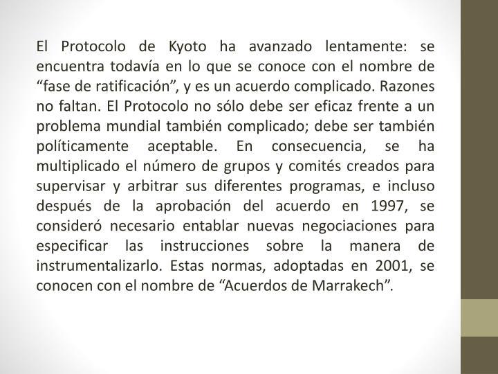 El Protocolo de