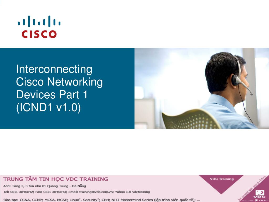 Ppt Interconnecting Cisco Networking Devices Part 1 Icnd1 V10