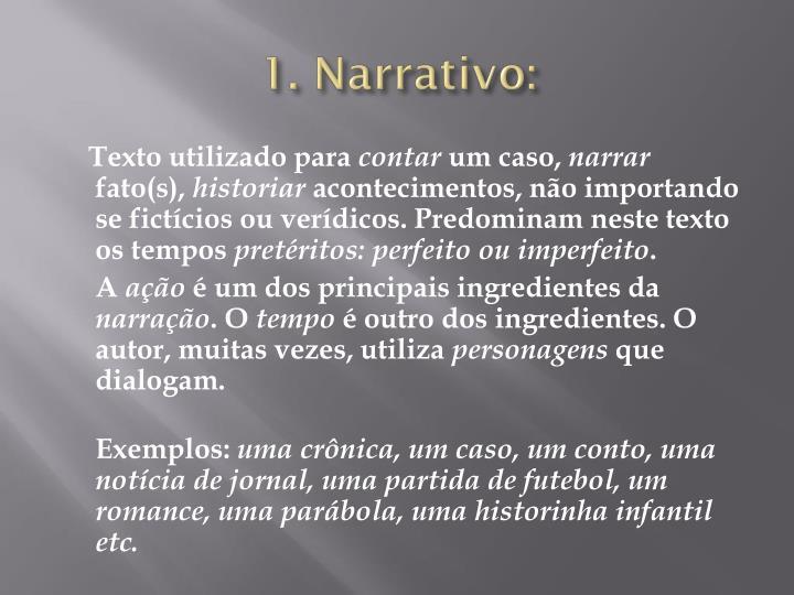 1 narrativo
