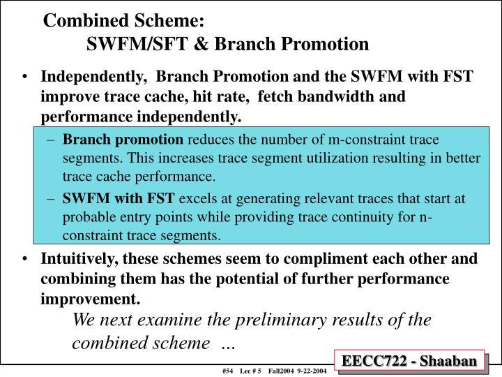 Combined Scheme: