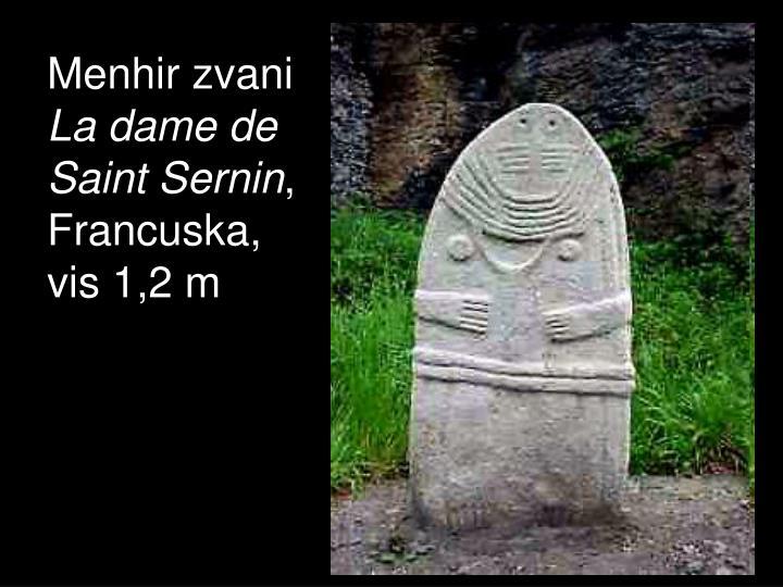 Menhir zvani