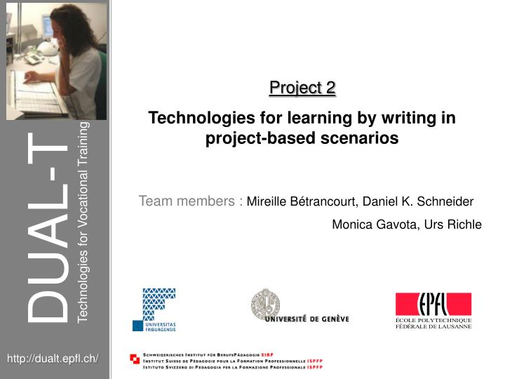 technologies for vocational training n.