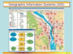 geographic information systems gis1