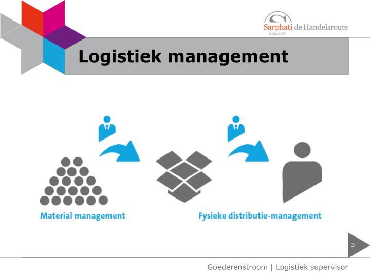 Logistiek management
