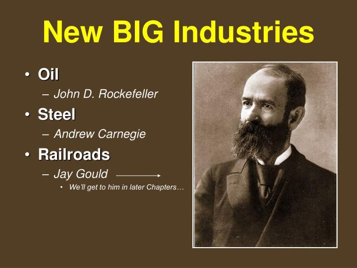 New BIG Industries