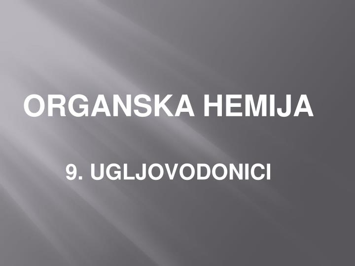 Organska Kemija Download