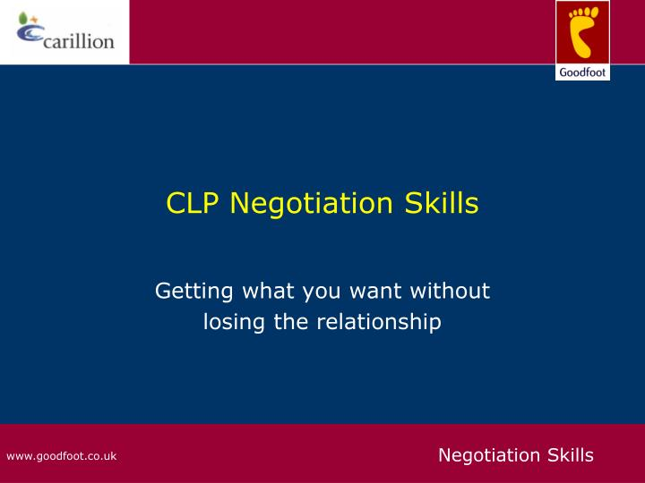 negotiation skills developed in the class dynamics of negotiations Types of negotiators and their skills being in business requires  the negotiating class was very  this class is an eye opener to this dynamic.