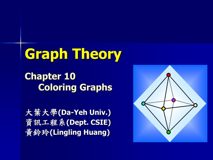 graph theory chapter 10 coloring graphs n.