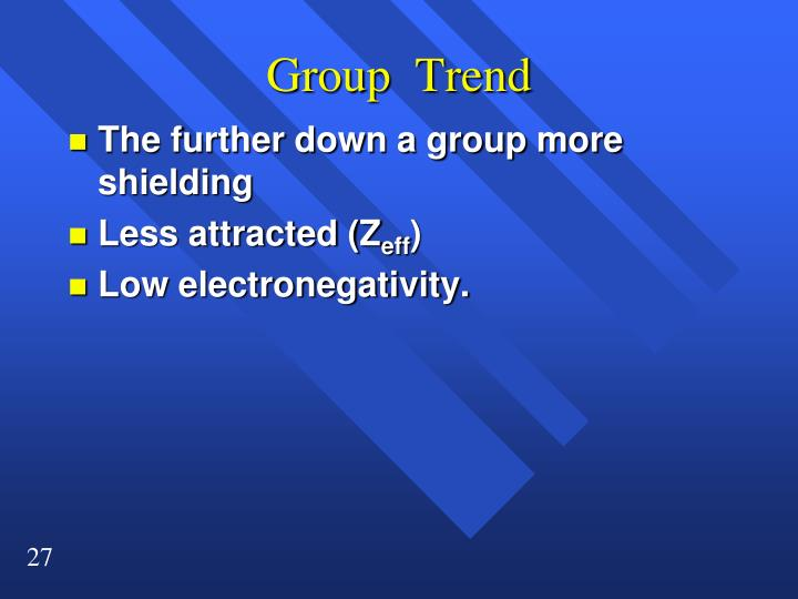 Group  Trend
